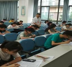 【交大】本学期期末考试顺利结束